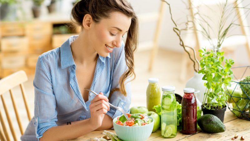 Gaya Hidup Vegetarian Membantu Kesehatan Jantung